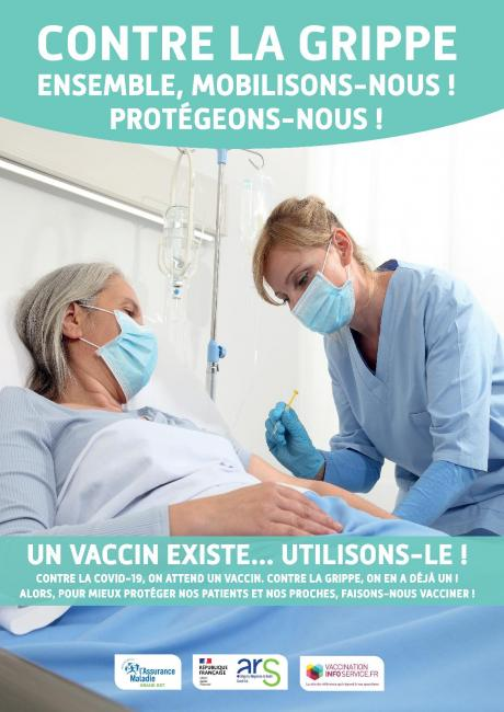 Campagne vaccination grippe